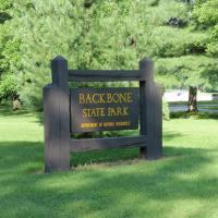 Backbone State Park  ~  Delaware County, IA