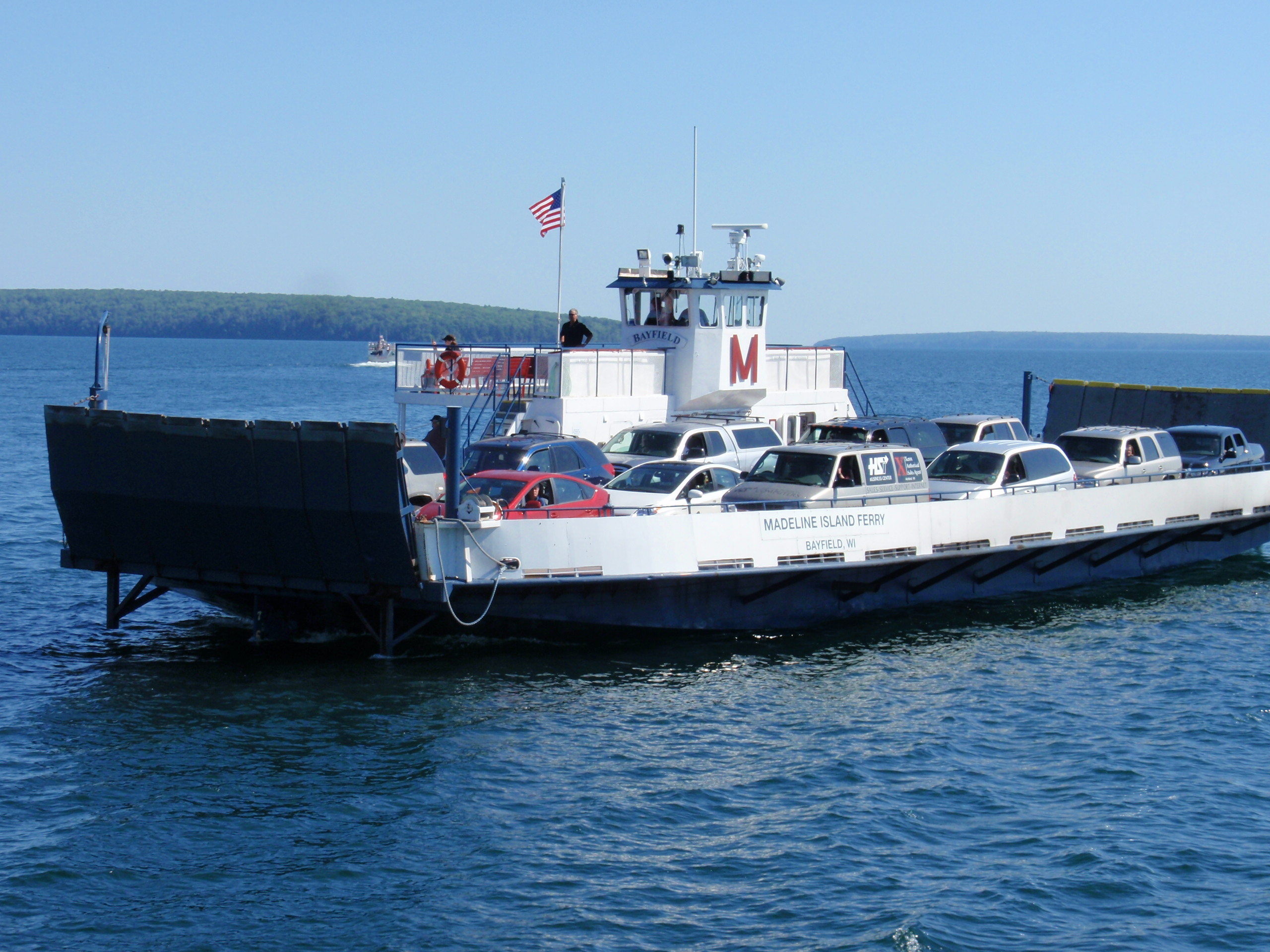 Ferry Schedule To Madeline Island