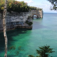 Pictured Rocks National Lakeshore  ~  #1