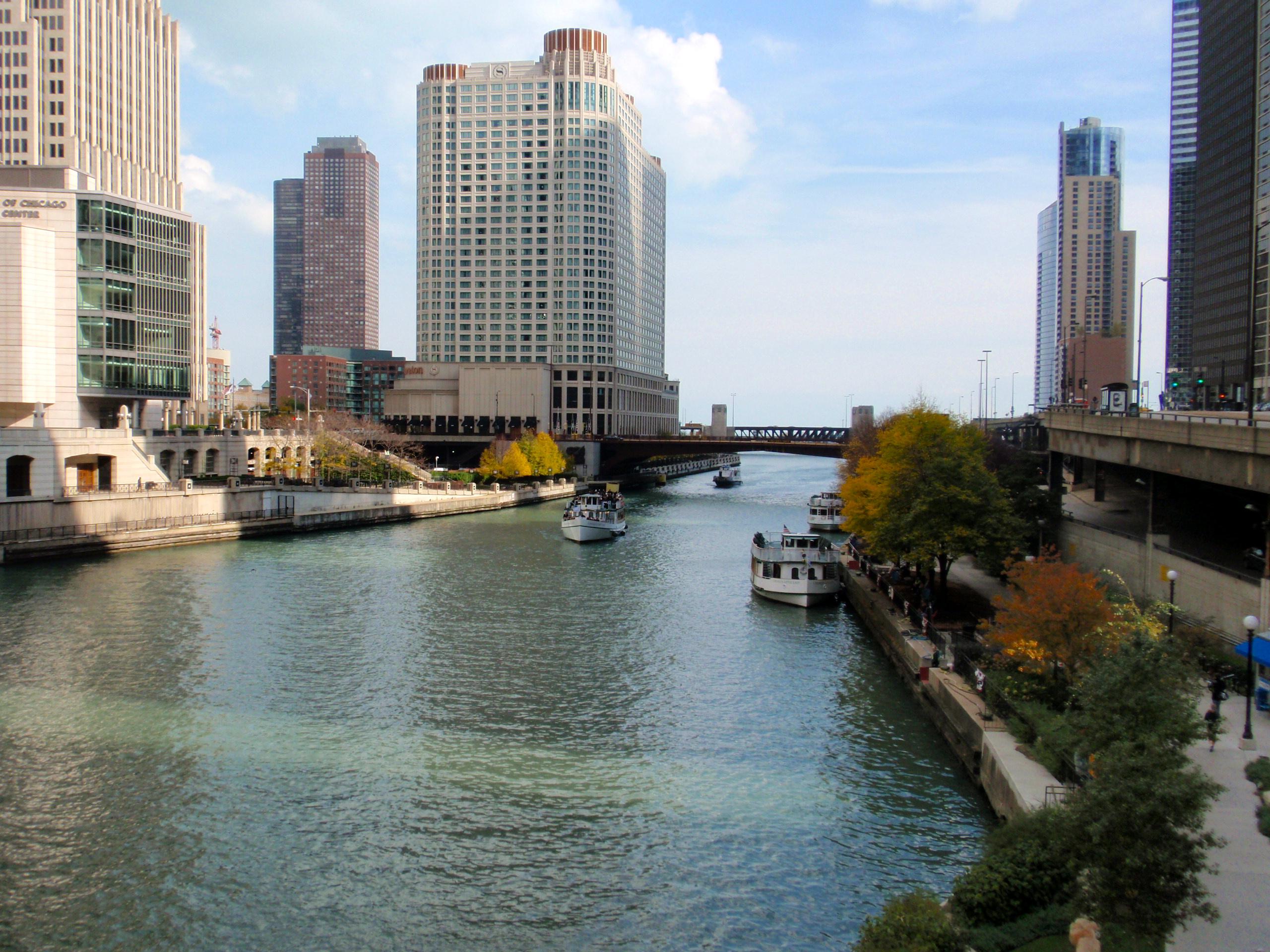 Chicago chicago paint your landscape for Chicago landscape