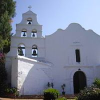 Our Mission for the Day ~ Mission San Diego de Alcala