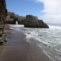 The Trail Less Traveled ~ Sky Trail to Sculptured Beach ~ Point Reyes, CA