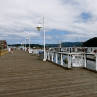 Cool Little Coastal Town ~ Florence, OR