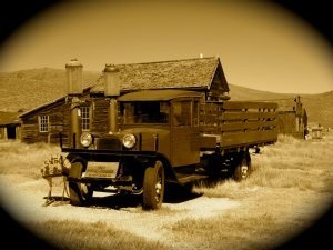 The Town That Man Could Neither Tame Nor Sustain ~ Bodie, CA