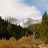 The Mountains are Calling ~ John Muir Wilderness ~ Eastern Sierras, CA