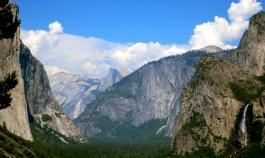Stunning vista ~ Yosemite NP, CA