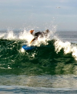Wipeout ~ Swami Beach, Encinitas, CA