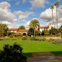 Jewel of the Missions ~ Mission San Juan Capistrano, CA
