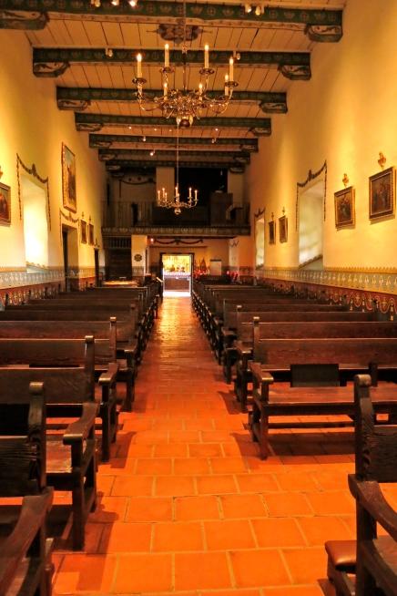 Serra Chapel