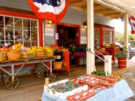 Toby's Market ~ Pt. Reyes Station, CA