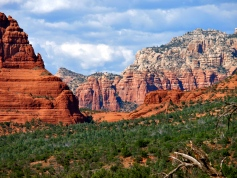 Stunning red rocks ~ Sedona, AZ