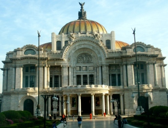 Palacio de Bellas Artes ~ Mexico City