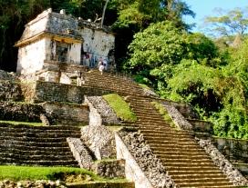 Temple de la Calavera ~ Palenque