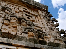 Archeological ruins ~ Uxmal