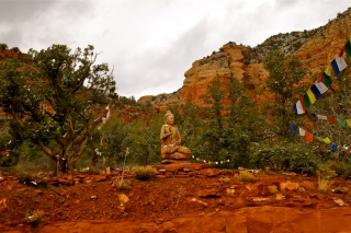 Red rock serenity
