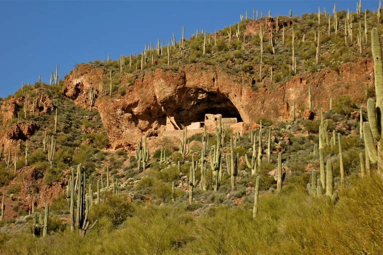 Lower Cliff Dwelling