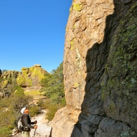 Chiracahua Mountains ~ Hoodoo You Think You Are?