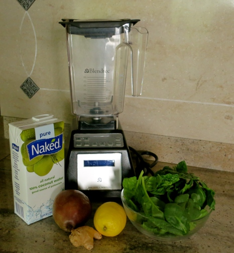 I love my Blendtec!