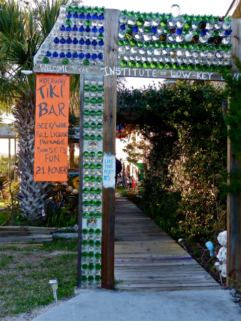 Welcome to the Tiki Bar.