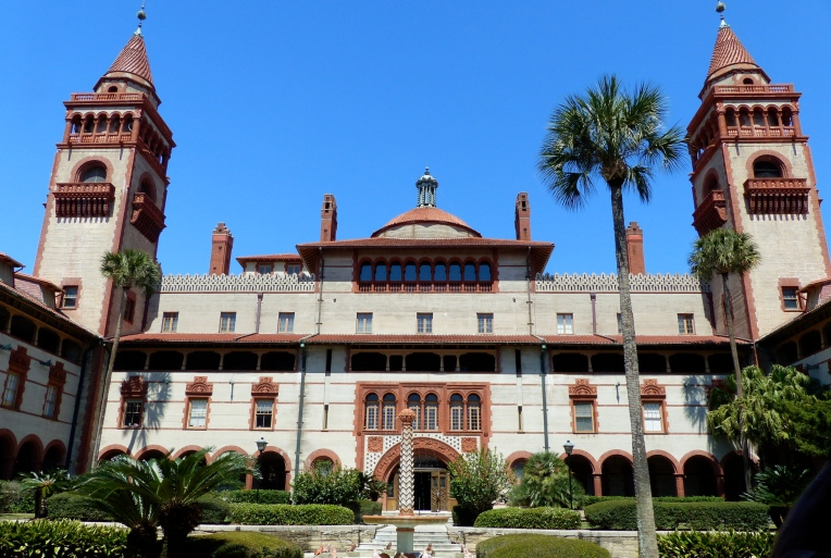 Flagler College, formerly Ponce de Leon Hotel