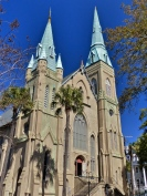 Wesley Monumental Methodist Church ~ Calhoun Square