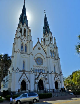 St John the Baptist Cathedral ~ Lafayette Square