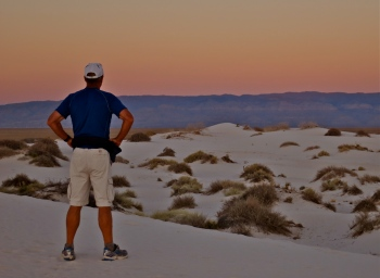 White Sands National Monument ~ NM