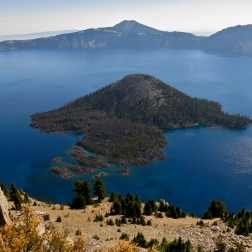 Crater Lake National Park ~ OR
