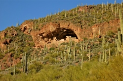 Tonto National Monument ~ AZ