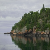 On the Wilderness Threshold ~ Isle Royale National Park