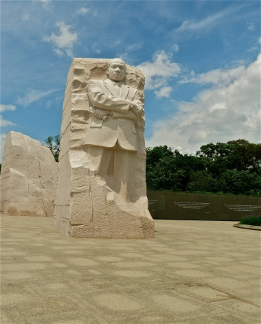 Martin Luther King, Jr. Memorial ~ DC