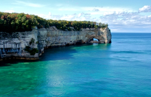 Pictured Rocks National Lakeshore ~ MI