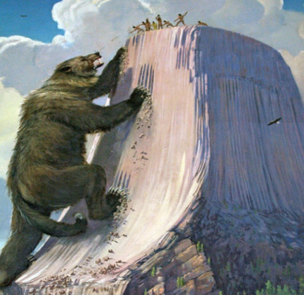 Devils Tower Wy >> Sacred Space or Climbing Mecca ~ Devils Tower National Monument, WY | Paint Your Landscape