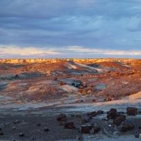 An Ancient Landscape ~ Petrified Forest National Park, AZ