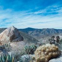 Nature's History Lesson ~ Anza Borrego Desert State Park, CA