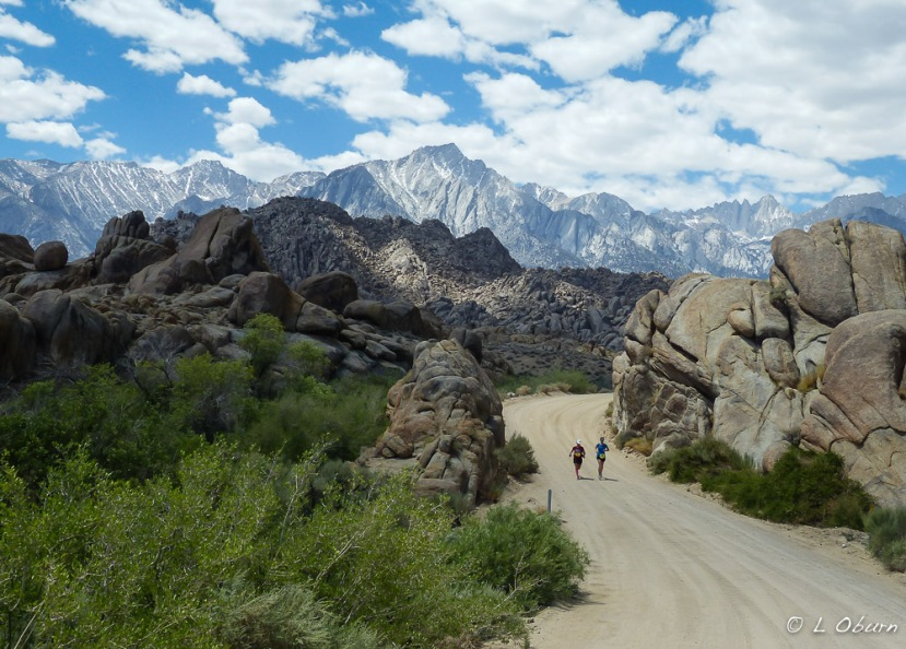 Back to the Wild West ~ Alabama Hills