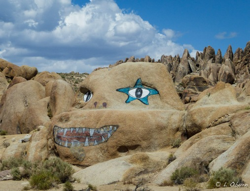 Welcome to the Alabama Hills!