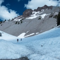 Of Fire and Ice ~ Lassen Volcanic National Park