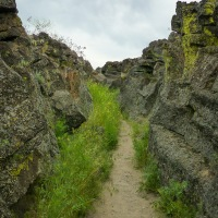 A Turbulent Past ~ Lava Beds National Monument