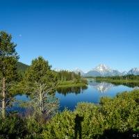 """""""Les Trois Tetons"""" ~ Grand Teton NP"""