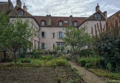 Gardens of Hotel Rousseau