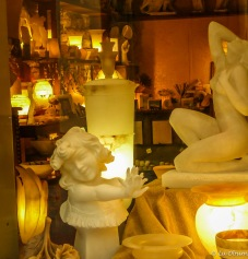 Many alabaster artisans make their livelihood in Volterra.
