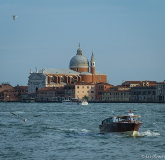 San Giorgio Maggiore, seen from across the canal