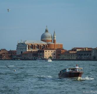 San Giorgio Maggiore, seen from across the canal