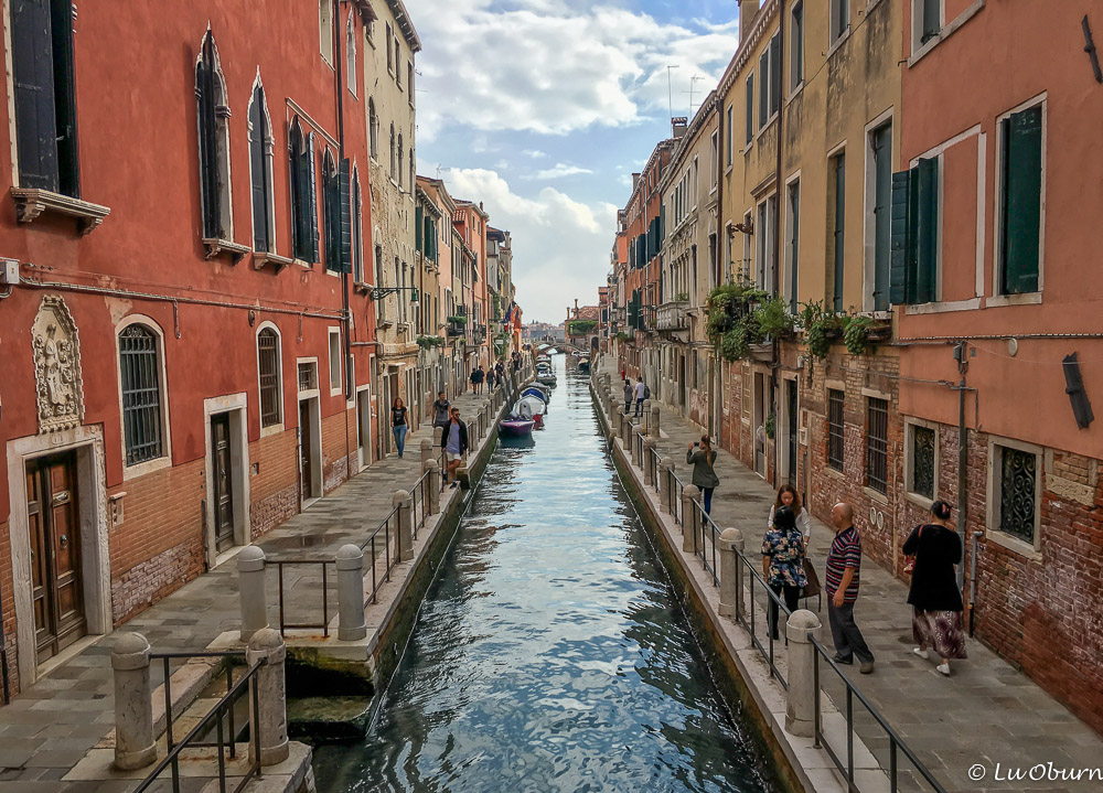 A Slowly Sinking City ~ Venice, Italy (Prima Parte ...