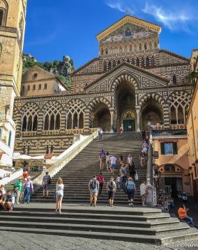 Amalfi's breathtaking cathedral