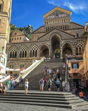 Amalfi's breathtaking cathedral