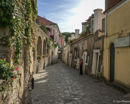 Ravello street view