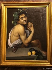 Caravaggio's Boy with a Fruit Basket – portrait from his early years as an artist