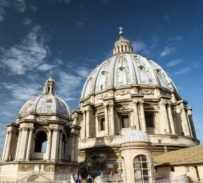 Majestic Michelangelo dome